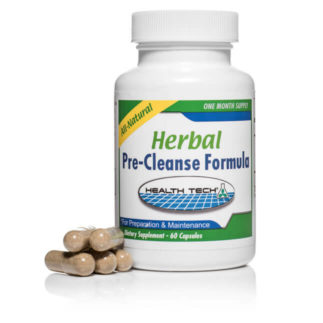 Herbal Pre Cleanse detox pills